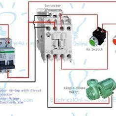 Manual Changeover Switch Wiring Diagram For Portable