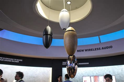 Samsung Ceiling Speakers by Samsung S Nieuwe Multiroom Speakers Wam7500 En Wam6500