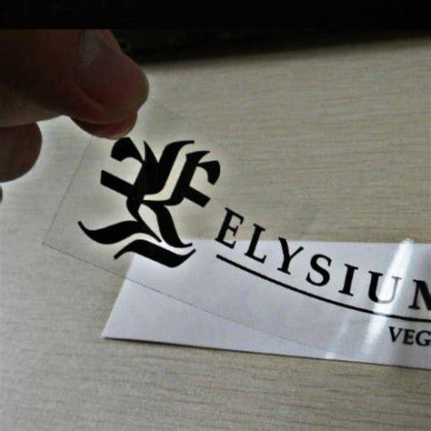 inkjet printable vinyl sticker malaysia a4 clear sticker paper kamos sticker