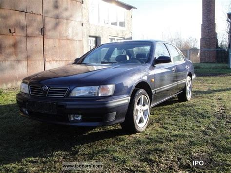1995 nissan maxima review 1995 nissan maxima prices specs reviews motor trend