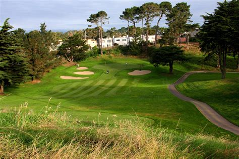round merced ca lake merced golf club daly city ca albrecht golf guide