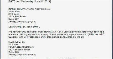 Letter Of Credit Bank Rating Every Bit Of Bank Request Letter Format For Credit Rating Report