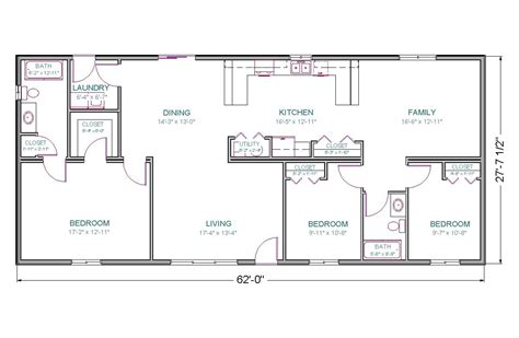 2000 sf floor plans ranch house plans under 2000 square feet