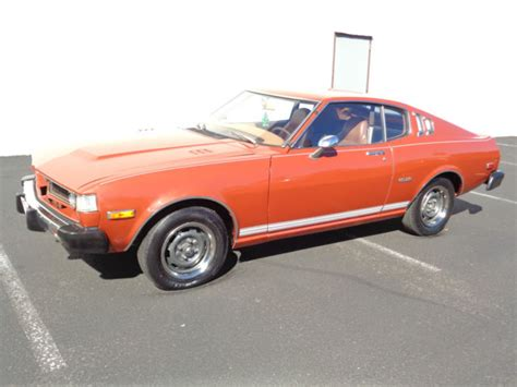 classic 1977 toyota celica gt liftback low miles coupe 5 speed manual 1978 1979 1976 for sale