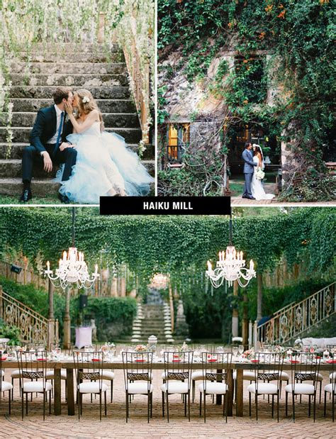 places to take wedding pictures top 26 coolest places to get married in the us green
