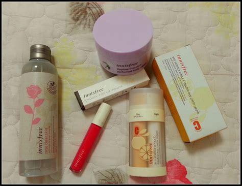 Makeup Innisfree innisfree skincare and makeup haul sales shopping