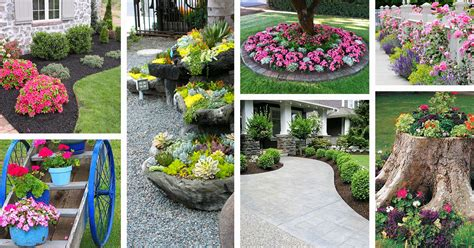 Curb Appeal Diy - 50 best front yard landscaping ideas and garden designs for 2017