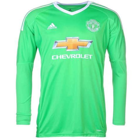 Manchester United Away Gk Shirt adidas adidas manchester united away goalkeeper shirt