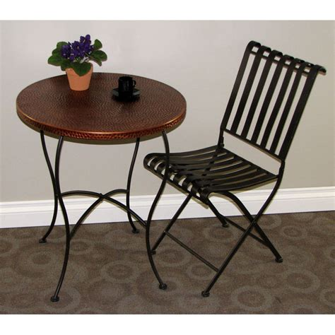Browning Glass Top And Brown Powder Coated Metal Dining Table By Greyson Living Free Shipping Hammered Metal Table Powder Coated Brown Copper Top Dcg Stores