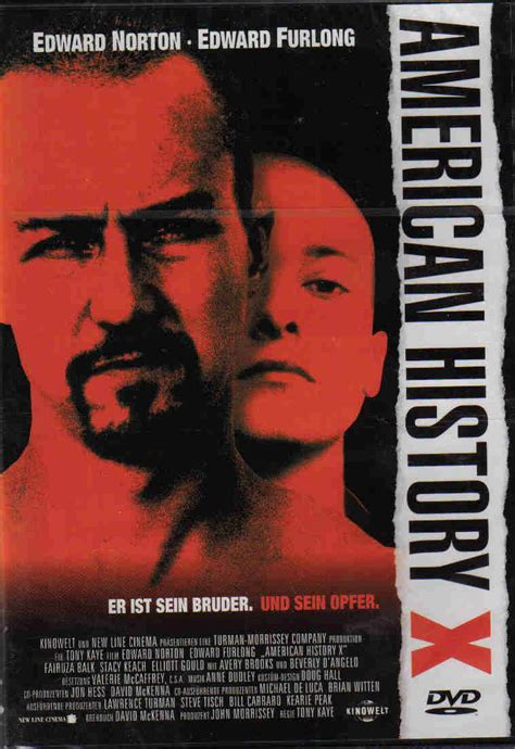 American History X american history x review from the mind of victor