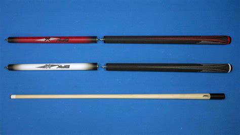 poison vx4 brk jump cue and review select billiards