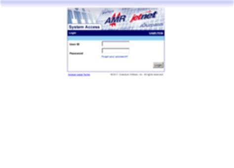 jetnet aa informe american airlines login