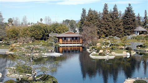 Best Botanical Gardens And Hidden Oases In Los Angeles Japanese Botanical Gardens Los Angeles