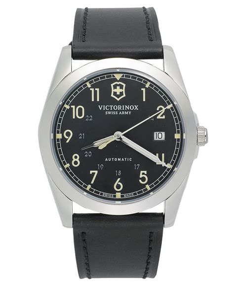 Swiss Army S 47 X victorinox swiss army s infantry black leather