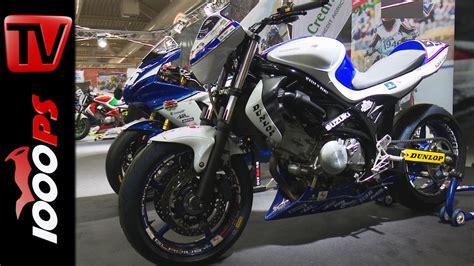 Motorrad Suzuki Gladius by Video Suzuki Gladius Cup Suzuki Club Motorr 228 Der
