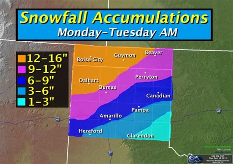 texas snowfall map blizzard conditions expected across the central u s earth earthsky