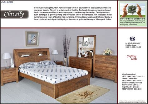 Snooze Bedroom Furniture Southern Way