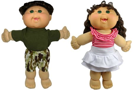 cabbage patch boy cabbage patch 35cm doll clothes