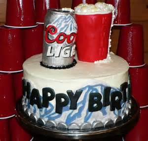 coors light birthday cake by kendra s country bakery