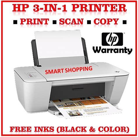 Printer All In One Multifunction Hp Deskjet 1510 B2l56d hp printer deskjet 1510 copy print scan all in one d1510 free color and black ink cartridges