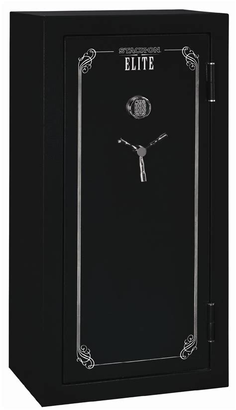 Safe E Shopping by Stack On Elite 24 Gun Safe With Electronic Lock