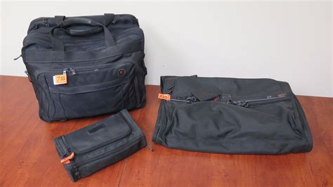 Swiss Army Canvas Black luggage black canvas swiss army briefcase and tumi