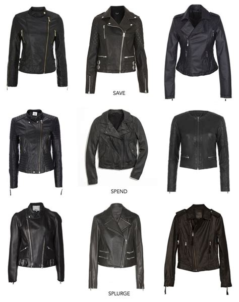 style staple the leather jacket 17 best ideas about black leather jackets on