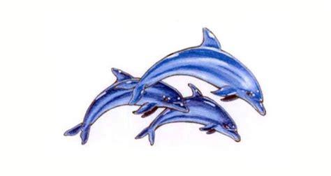 de dolfijn tattoo en de betekenis