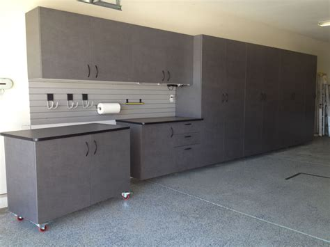 Garage Cabinets Roseville Garage Flooring Tile Cabinets Storage And Organization