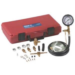 Fuel System Pressure Tester Fuel Pressure Tester Kit Fit500 Matco Tools