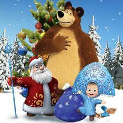 masha y el oso rompecabezas de navidad jugar en l 237 nea gratis en pitijuegos com juegos de