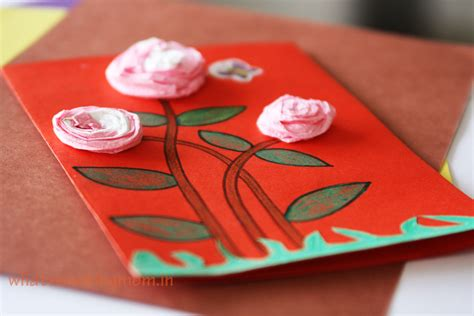how to make cards for preschoolers handmade cards whats cooking