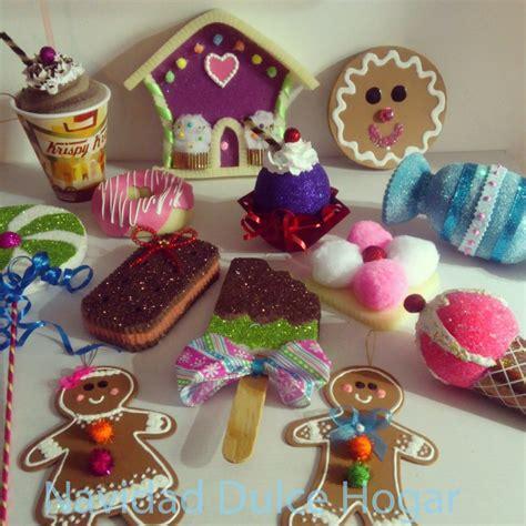 árbol de navidad con dulces adornos navide 241 os de dulces para arbol d navidad dulce hogar 350 00 en mercado libre