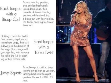 Carrie Underwood Detox by 71 Best Legs Images On Exercise Workouts