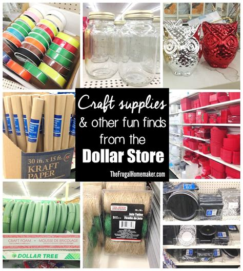 dollar store craft projects craft supplies other finds from the dollar store