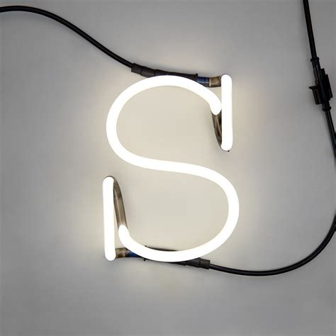 Homewarming Gift by Neon Letter Lamp S