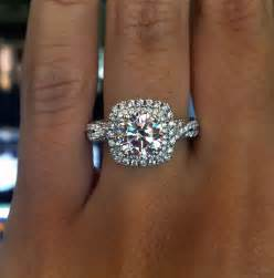 i do wedding rings verragio halo engagement ring engagement rings