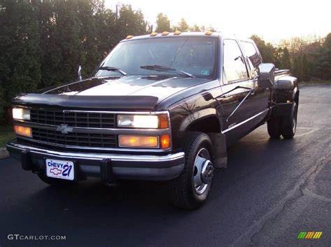 1993 chevrolet silverado 3500 dully 4x4 crew cab western hauler totally rebuilt for sale in 1989 chevy 3500 crew cab 4x4 dually specs html autos post