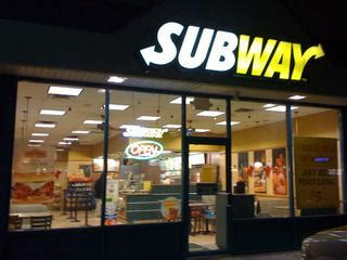 Subway Background Check Subway Restaurant Brick Nj 08723 732 477 4060 Sandwiches