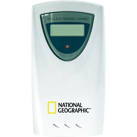 national geographic wetter center wireless weather station