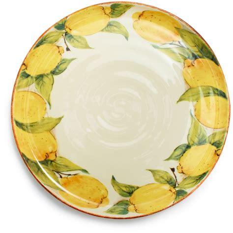 sur la dinnerware lemon collection dinner plate sur la so pretty