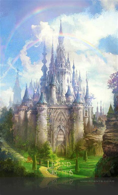 25  best ideas about Fantasy Castle on Pinterest   Fantasy