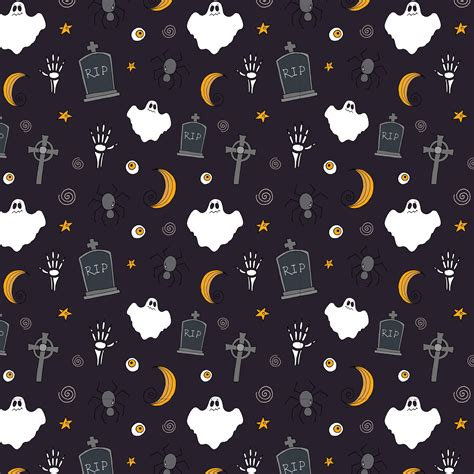 halloween vector elements patterns part ii