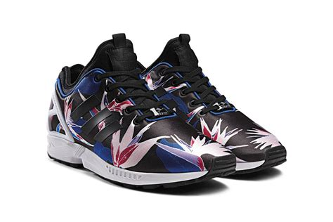 adidas zx flux floral pattern adidas zx flux neoprene graphic pack sbd