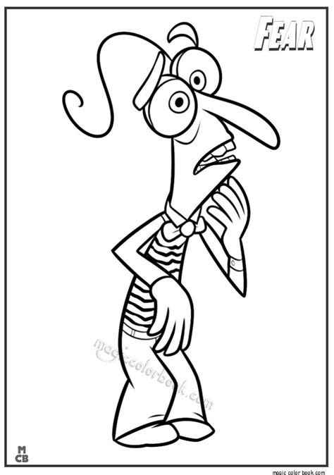inside out christmas coloring pages inside out coloring pages free printable fear