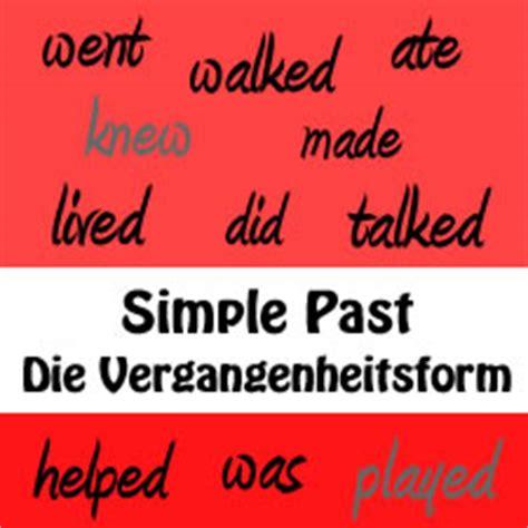 wann benutzt simple past simple past die vergangenheitsform 171 jabbalab language