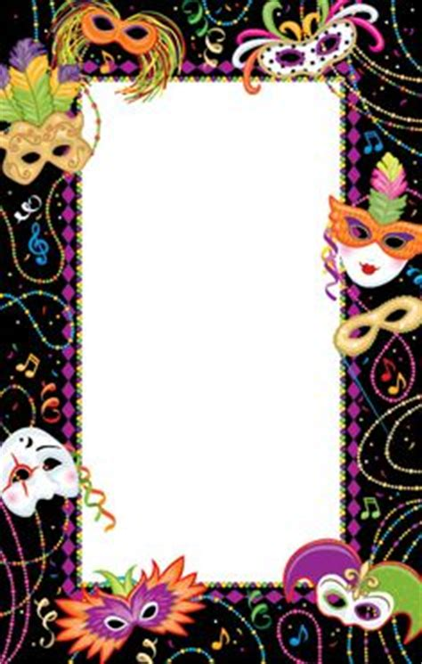 mardi gras invitation template 1000 images about mardi gras event on