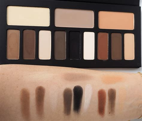 kat von d shade and light vault kat von d shade light contour eye palette recenzja