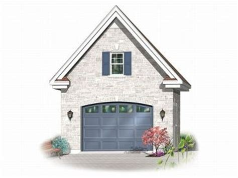 one car garage apartment plans 1 car garage plans one car garage designs the garage