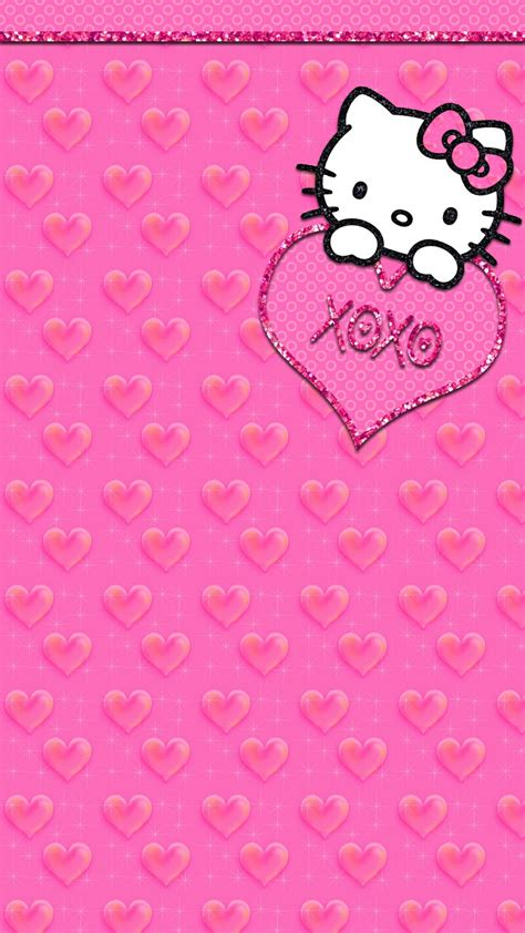 wallpaper hello kitty love hello kitty love wallpaper and like omg get some